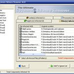 The Ultimate Spyware Adware Remover snapshot