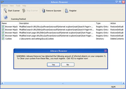 Adware Remover snapshot