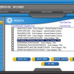 Spyware Removal Wizard snapshot