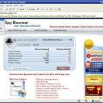 SpyBouncer snapshot