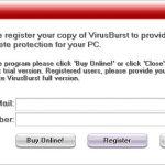 VirusBurst snapshot