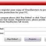 VirusBursters snapshot
