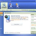 Aluria Anti Spyware snapshot
