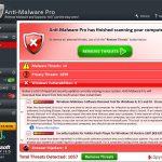 Anti-Malware Pro scan