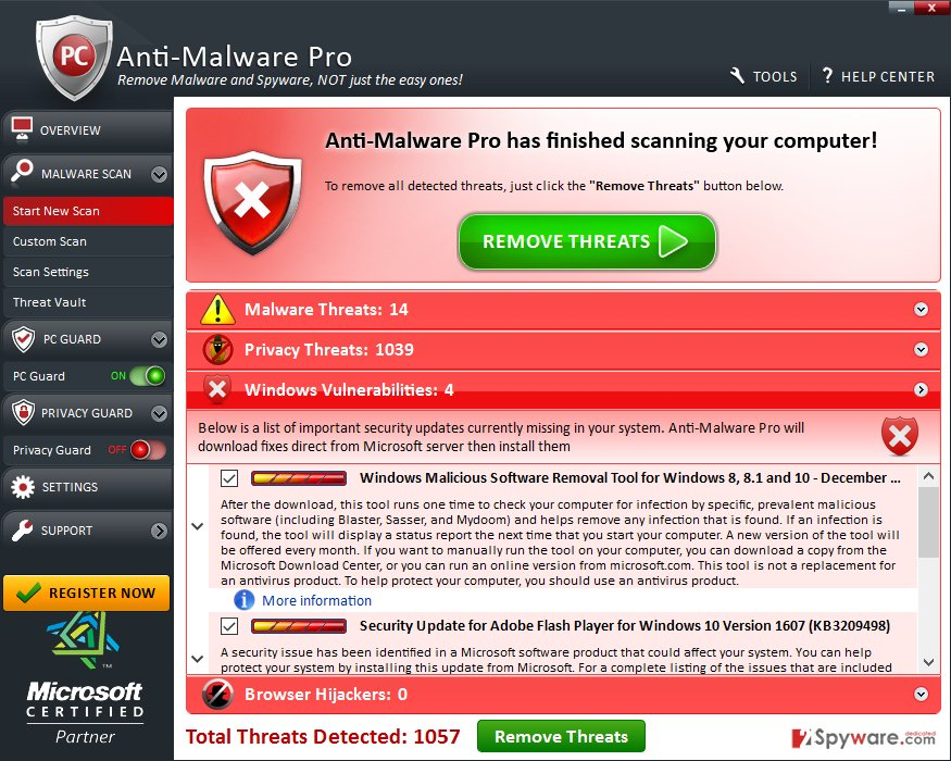 Anti Malware Pro Review Free Download