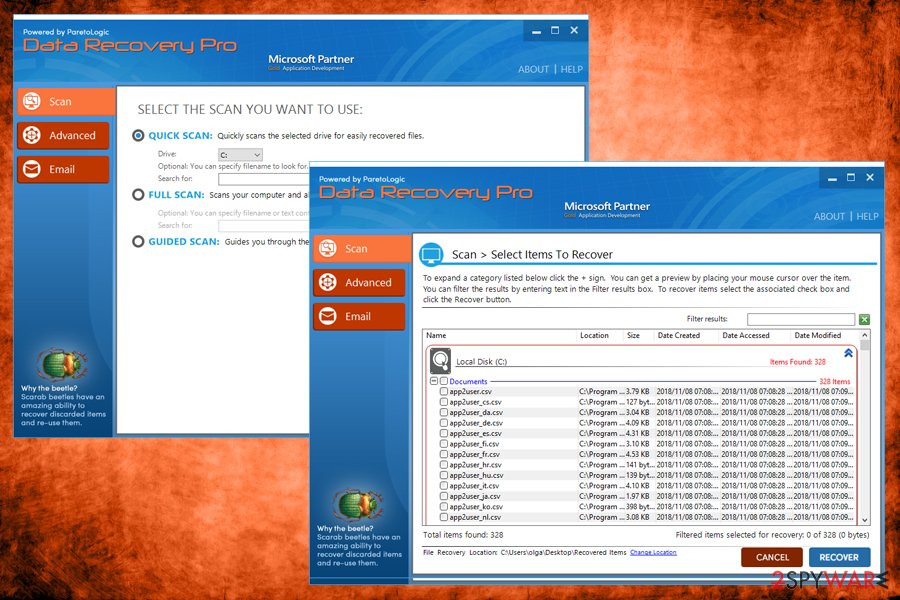 togethershare data recovery pro