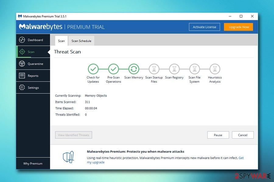 Malwarebytes Anti Malware review, free download