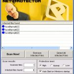 MyNetProtector Anti Spyware snapshot