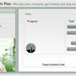 PC Health Plan snapshot