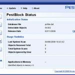 PestBlock snapshot