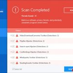 Scan results by Plumbytes Anti-Malware