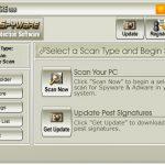ScanSpyware snapshot