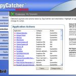 SpyCatcher Express snapshot
