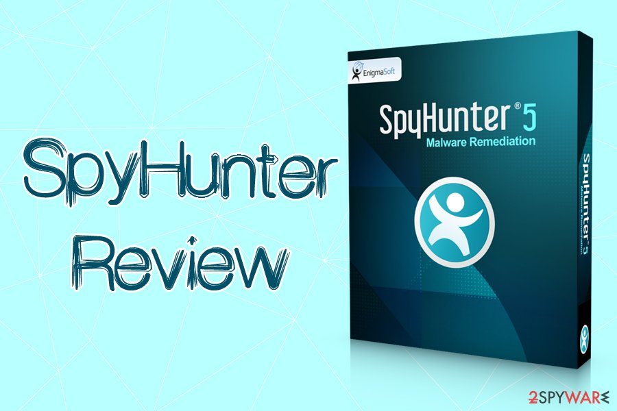 SpyHunter review