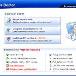 Spyware Doctor snapshot
