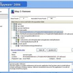 Steganos AntiSpyware 2006 snapshot