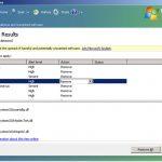 Windows Defender snapshot