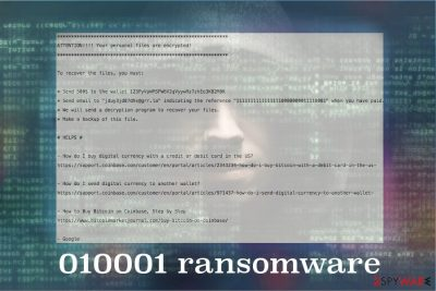 010001 ransomware virus