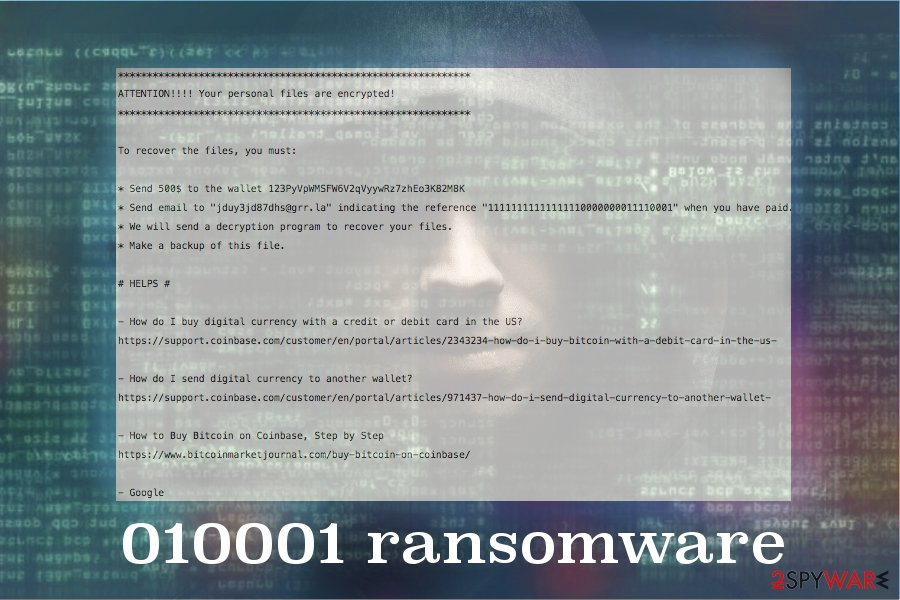 010001 ransomware