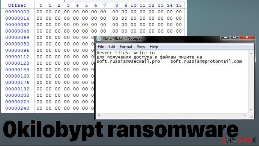 0kilobypt ransomware