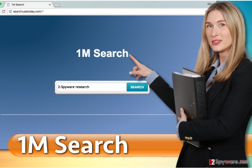 1M Search virus