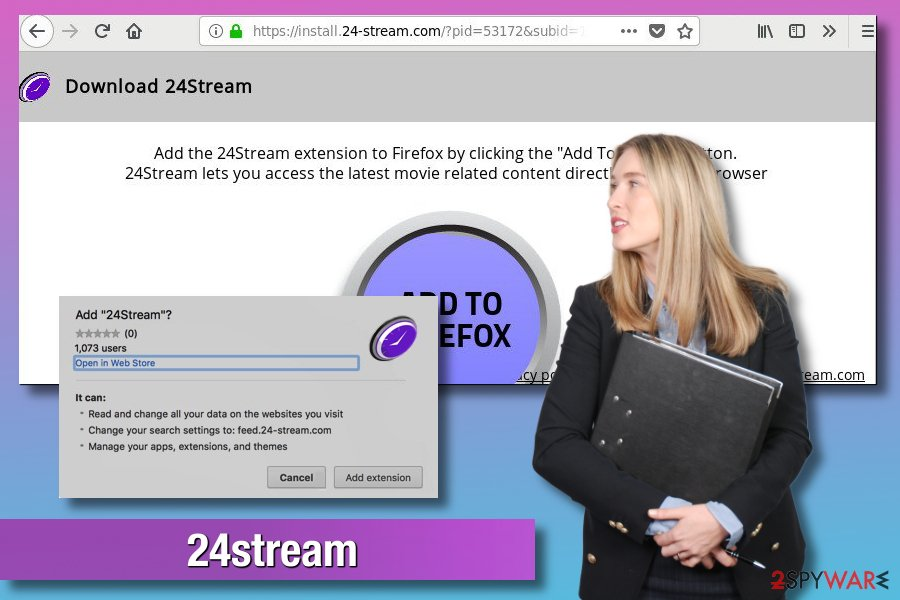 24stream adware
