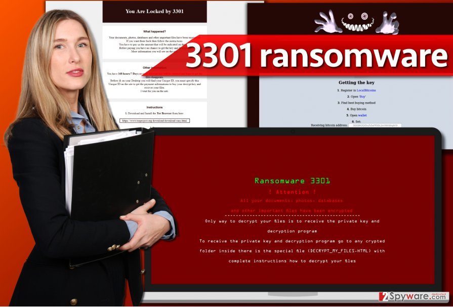 3301 ransomware attack