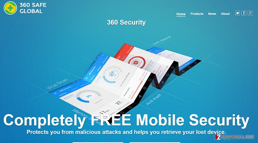 360 Safe rogue anti-spyware