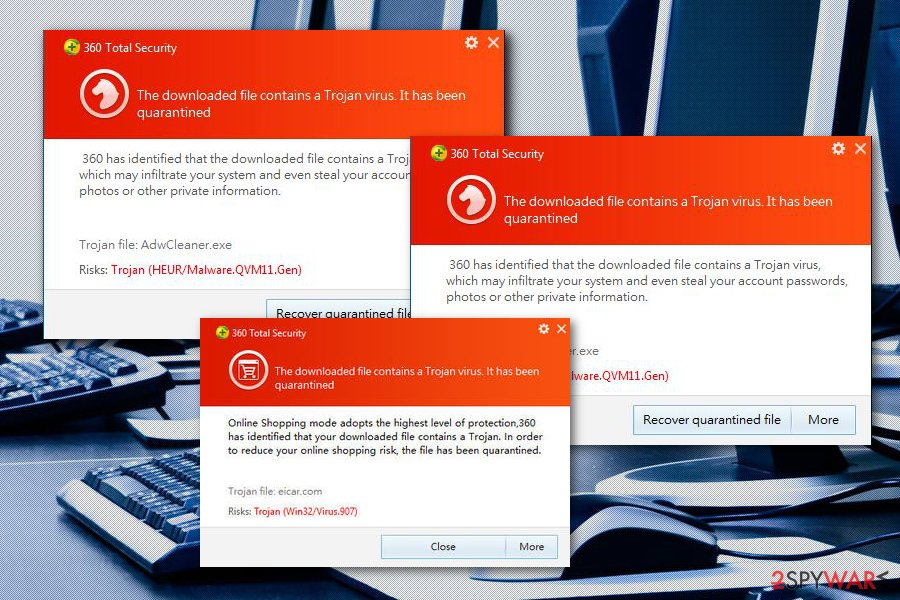 Remove 360 Total Security virus (Easy Removal Guide