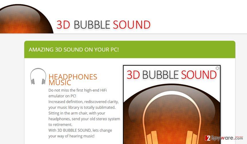 ads by 3D Bubble Sound