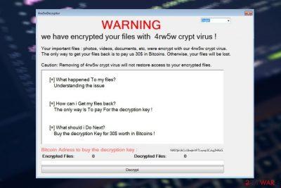 4rw5w virus