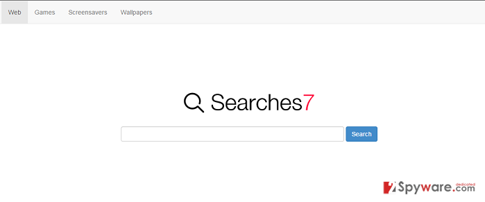 7searches.org snapshot