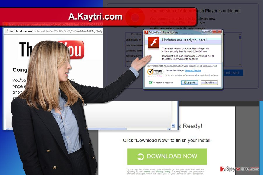 The image of  A.Kaytri.com ads