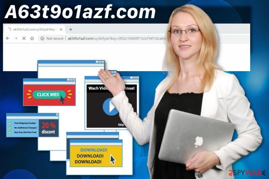 A63t9o1azf.com virus