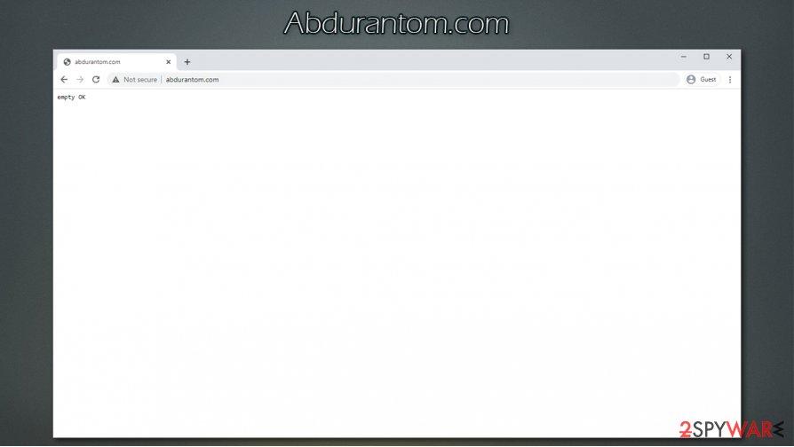 Abdurantom.com