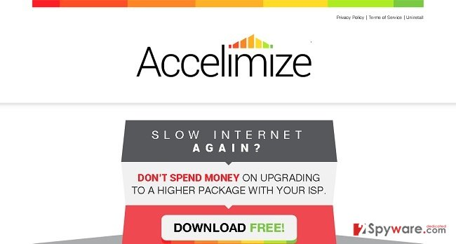 Ads by Accelimize snapshot