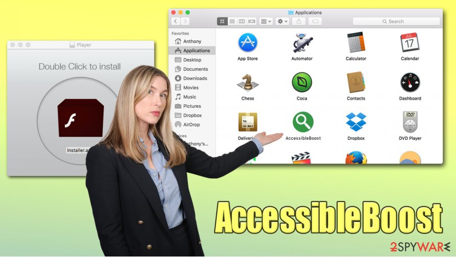 AccessibleBoost Mac virus