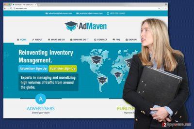 Ad-Maven ads