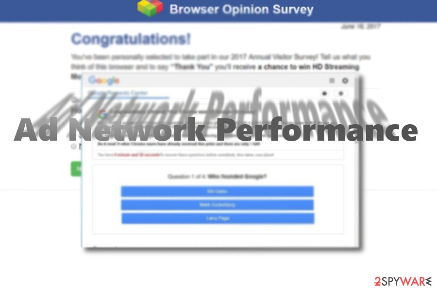 Adnetworkperformance.com example