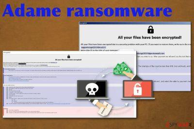 Adame ransomware