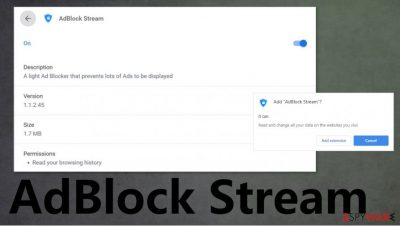 AdBlock Stream