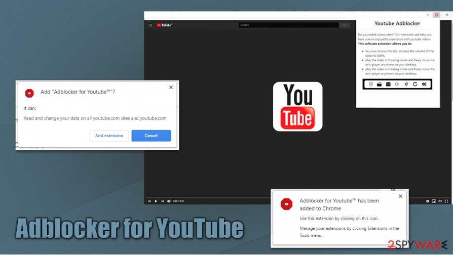 AdBlocker for Youtube extension