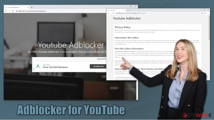 AdBlocker for Youtube adware