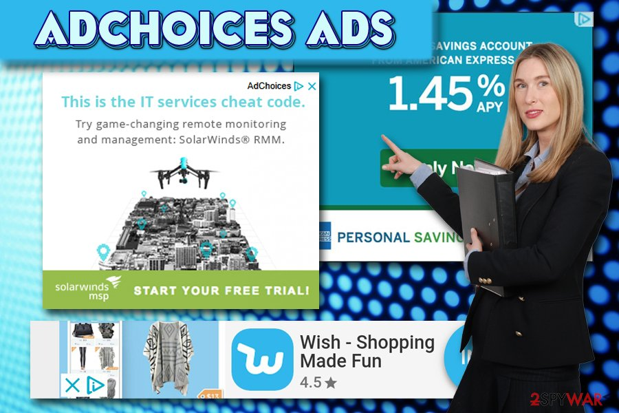 AdChoices adware