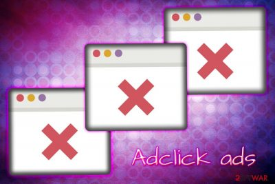 Adclick ads