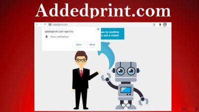 Addedprint.com redirect