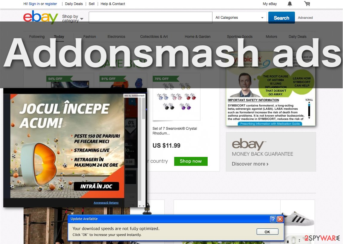 Image of Addonsmash ads