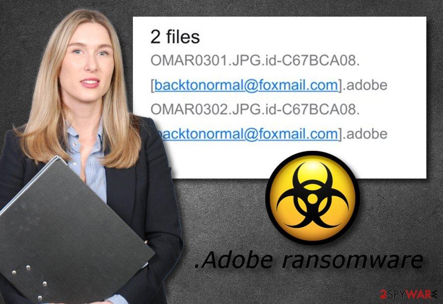.Adobe ransomware