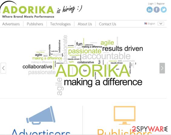 Adorika snapshot