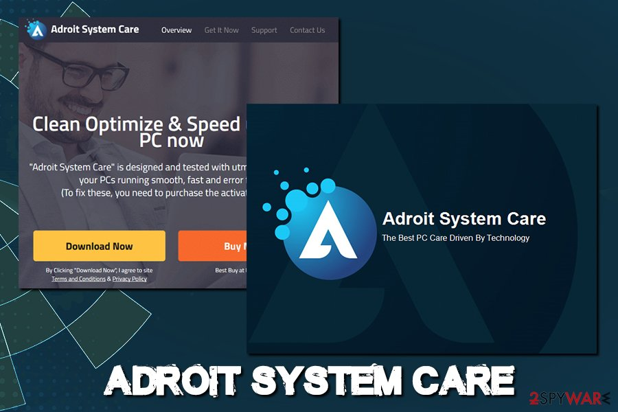 Adroit System Care